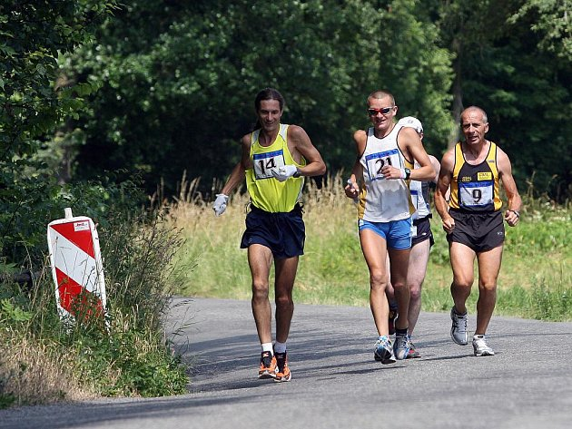 Moravský Ultramaraton 2010.