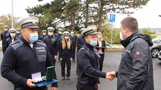 V moderních prostorách. Dálniční policisté vyjedou k nehodám z nové služebny