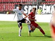 Fotbalisté Zbrojovky v devátém kole nejvyšší české soutěže přivítali na svém hřišti vedoucí Plzeň. Po prvním poločase vedli, nakonec prohráli 2:3.