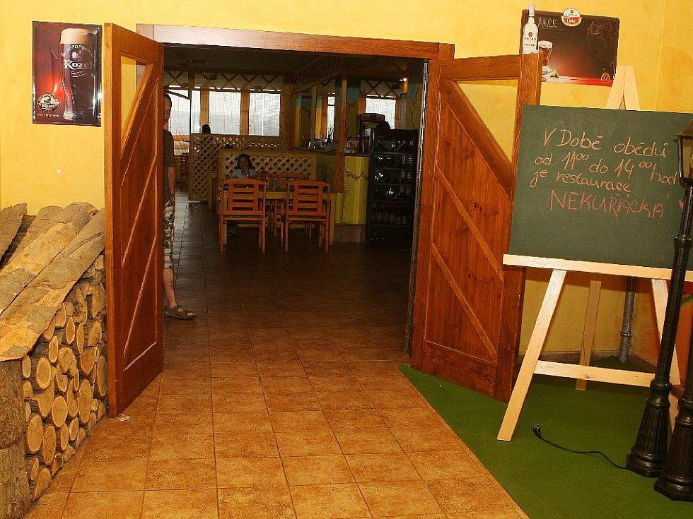 A3 restaurant v brněnské Bystrci.