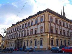 Dietrichštejnský palác a Moravské zemské muzeum. Ilustrační foto.