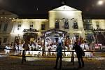 Brno 27.11.2020 - Dominikánské náměstí