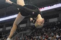 Gymnastka Jana Komrsková