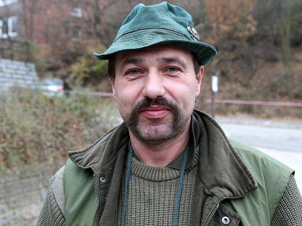 Chovatel Jaroslav Jasinek.