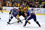 V první kole nového ročníku hokejové Tipsport extraligy hostil HC Verva Litvínov na svém ledě Kometu Brno.