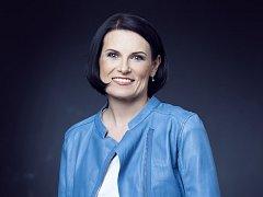 MGR. MICHAELA ŽEMLIČKOVÁ, ředitelka Nadace ČEZ.