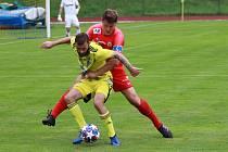 Fotbalisté Zbrojovky vyhráli ve Varnsdorfu nejtěsnějším rozdílem.