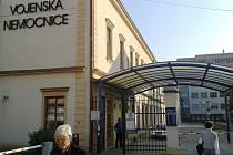 Vojenská nemocnice v Brně - ilustrační fotografie.