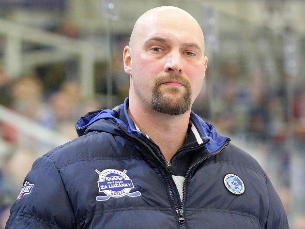 Libor Zábranský, majitel a trenér Komety Brno v jedné osobě.