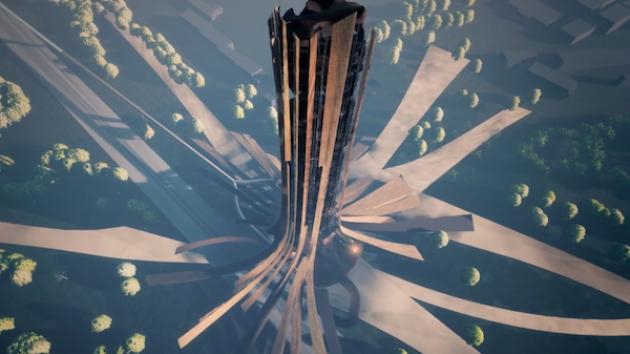 Studenti z brněnské techniky navrhli mrakodrap, který za padesát let může být součástí cestování ve vysokorychlostních kapslích. Zájem o stanici projevili i brněnští radní.