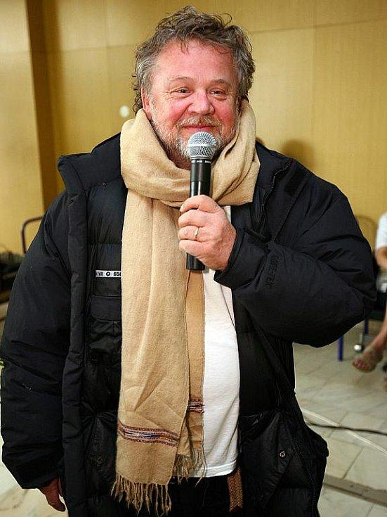Českoamerický fotograf Antonín Kratochvíl.