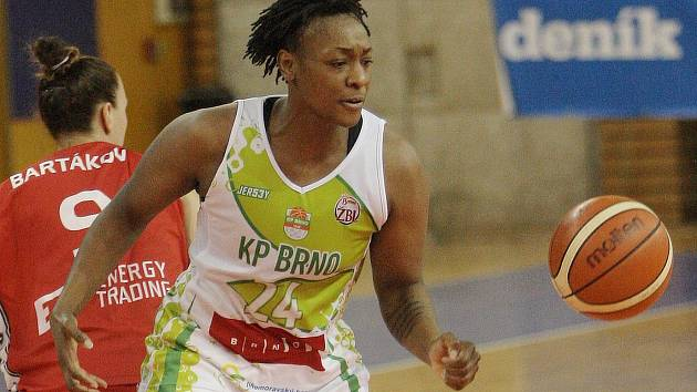 Basketbalistka Stephanie Maddenová.