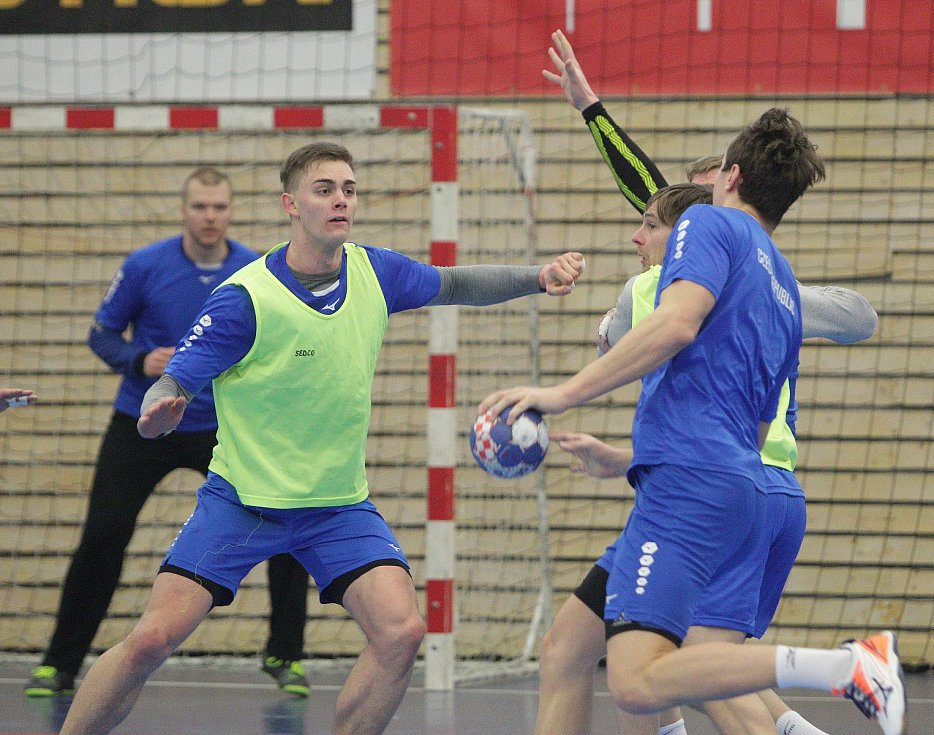 Házenkáří míří na mistrovství do Chorvatska.