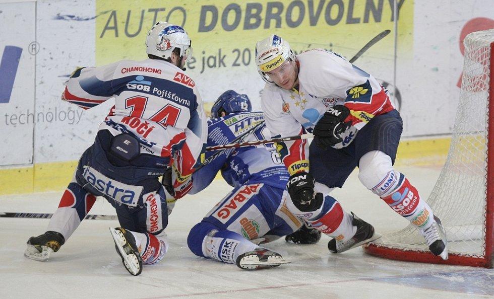 Kometě se nepodařilo porazit Pardubice. Týmu se nedařilo v závěrečných nájezdech
