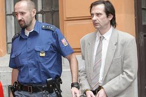 Boris Ingr u brněnského soudu.