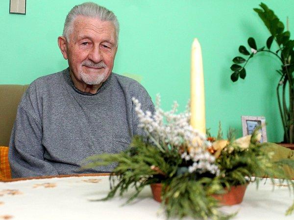 Čestný občan Znojma Josef Vlasák oslaví předposlední den roku 81.narozeniny.