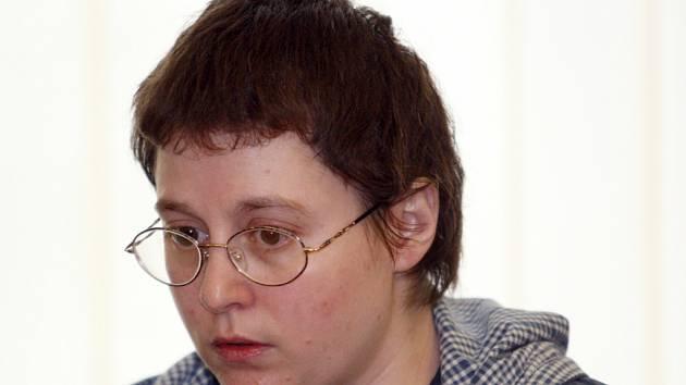Barbora Škrlová.