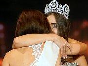 Finálový galavečer České Miss 2017 v brněnské DRFG aréně.