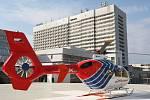 Fakultní nemocnice Brno v Bohunicích. Ilustrační foto.