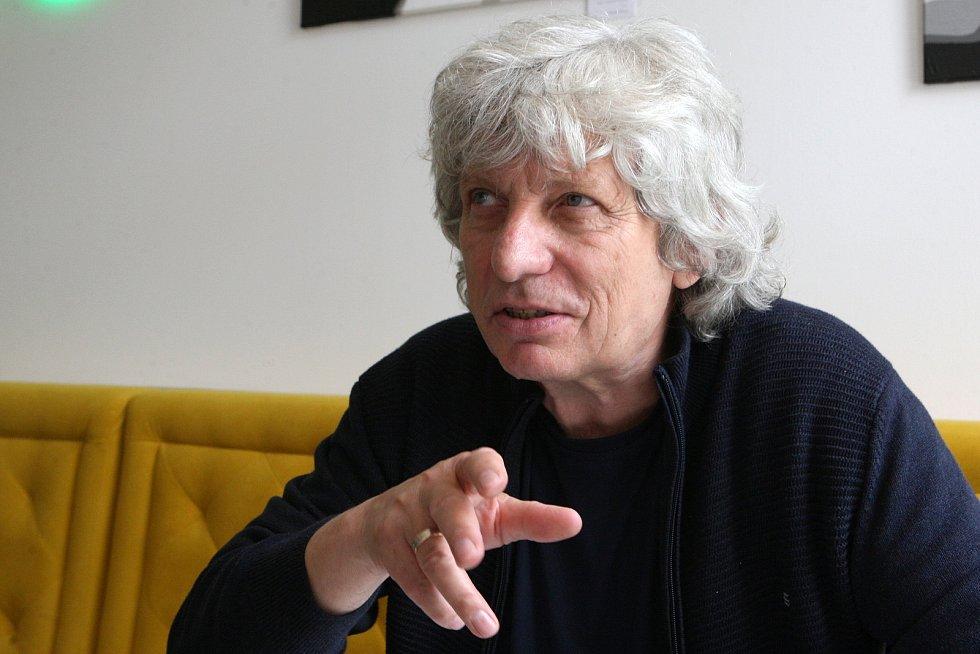 Rozhovor s Jiřím Pavlicou z Hradišťanu.