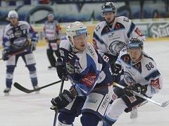 Hokejový obránce Tomáš Bartejs.