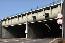 Husovický tunel, ilustrační foto.