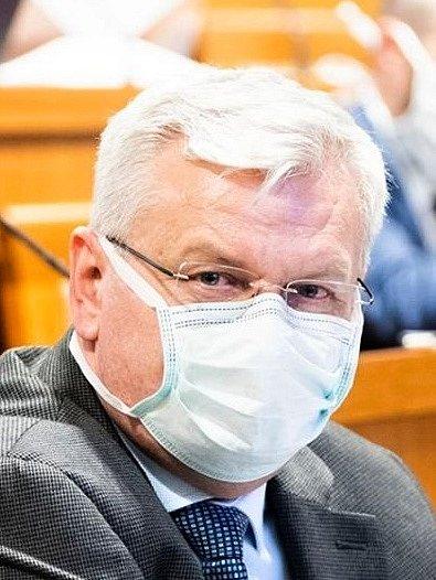 Poznali jste ho? Senátor Ivo Bárek z Vyškova.