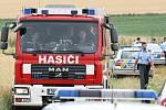Smrtí pilota skončila v pondělí krátce po poledni nehoda jednomístného sportovního letadla poblíž letiště v brněnských Medlánkách.