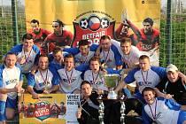 Vítězný tým Aegon Pardubice.