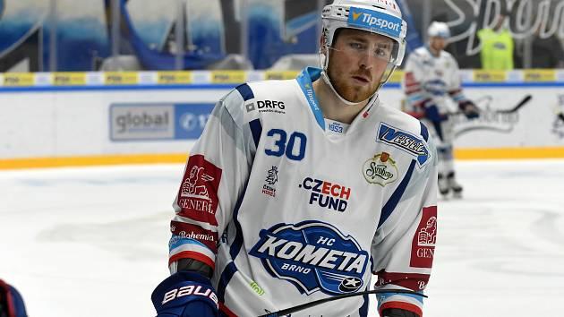 Brno 1.11.2019 - HC Kometa Brno - Jakub Lev