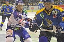 Kometa ve druhém kole první ligy nestačila na Ústí nad Labem.