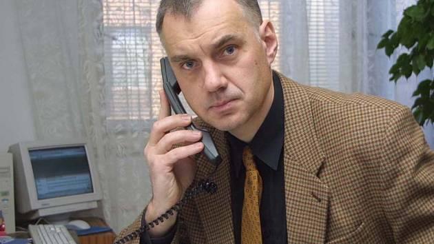 Výběrové řízení čeká i ředitele Nemocnice Milosrdných Bratří Daniela Rychnovského.