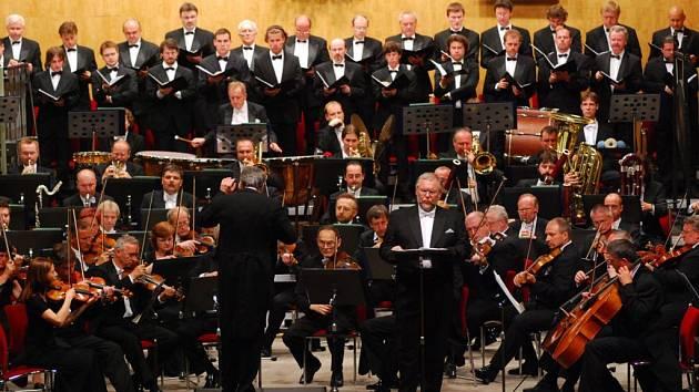 Filharmonie Brno.