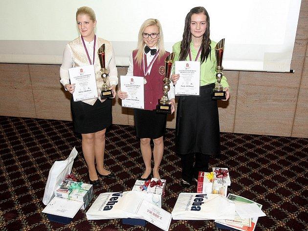Soutěž Gastro Junior Bidvest Cup 2015.