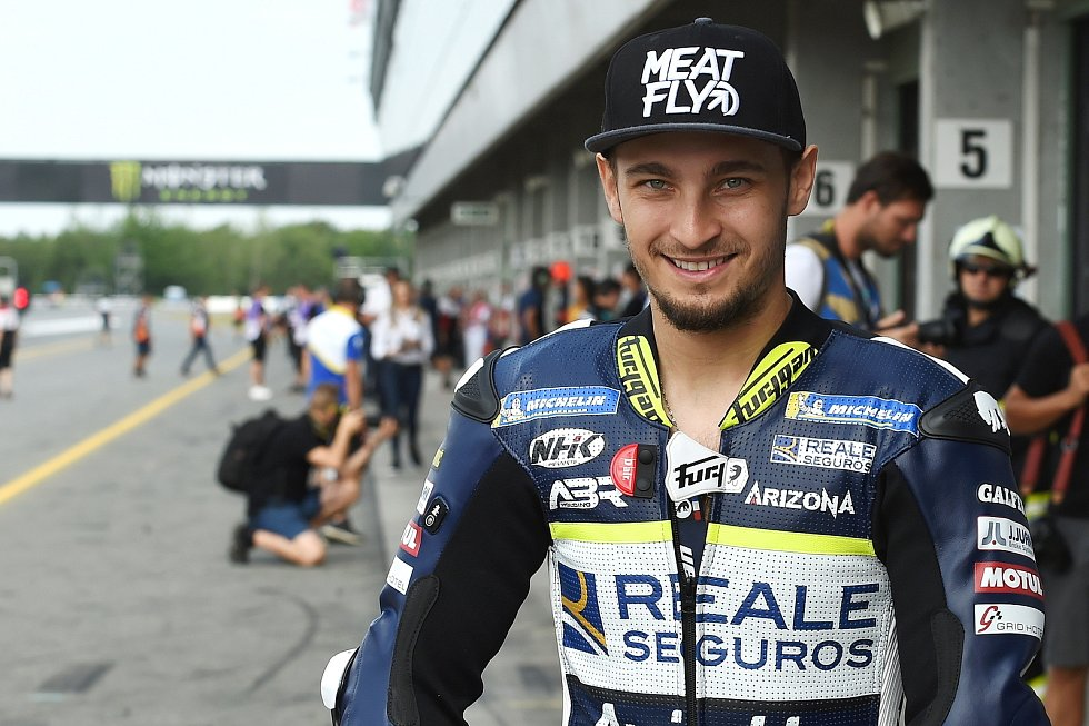 Brno 02.08.2019 - Moto GP 2019 - Karel Abraham