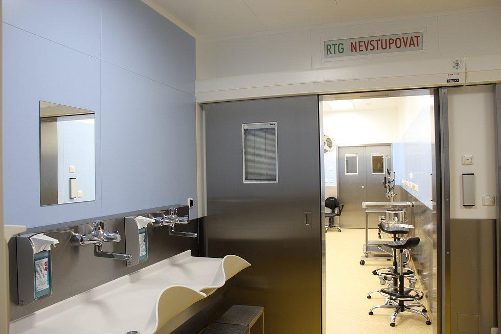 V brněnské fakultní nemocnici dokončili modernizaci operačních sálů.