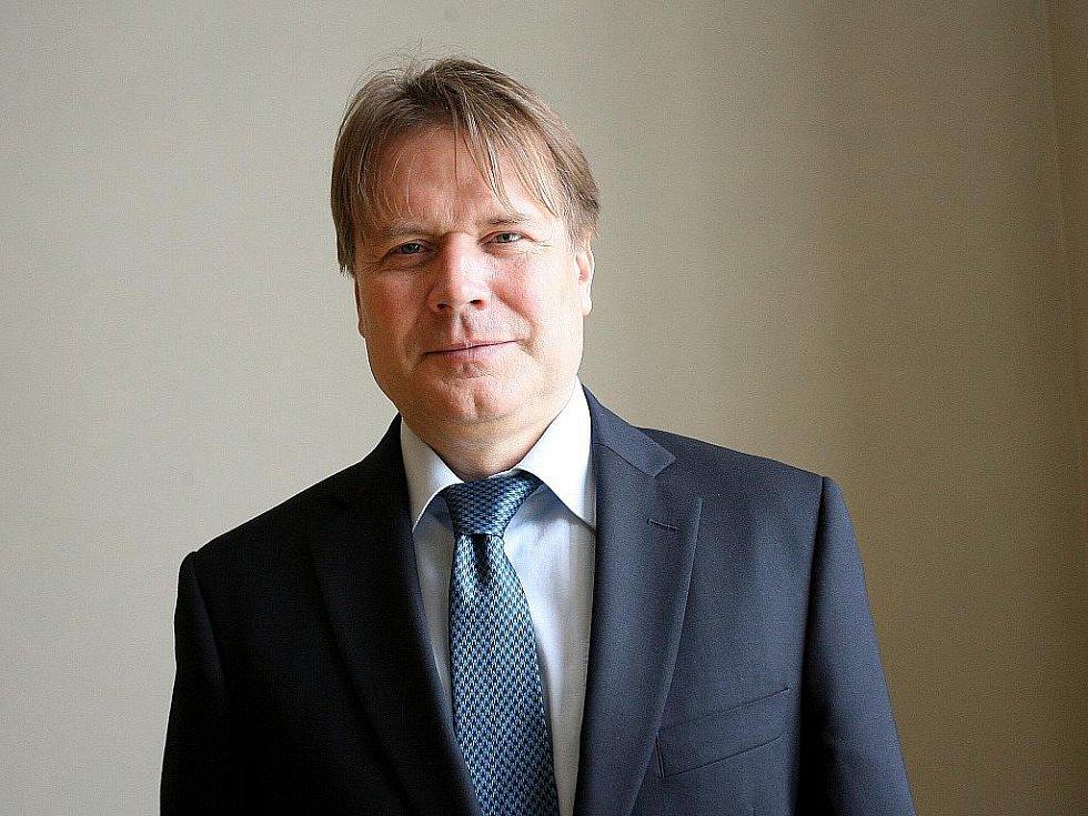 Bývalý ředitel brněnského památkového ústavu Petr Kroupa.