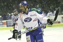 Hokejový útočník Luboš Rob má za sebou několik baráží, vyhrál titul s pražskou Spartou a letos chce uspět v Brně.