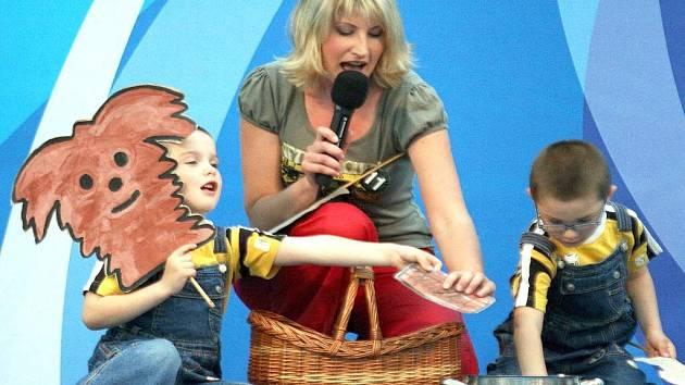 V brněnské Olympii soutěžili o titul maminky
