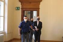 Soudu v brněnské kauze Stoka. Ilustrační foto