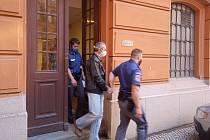 Za loupežné přepadení poslal ve čtvrtek brněnský krajský soud Litevce Martynase Aleksandraviciuse na sedm let do vězení.