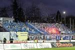 Brněnská Zbrojovka hostila tým Baníku Ostrava.