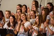 Koncert SBMky k Noci kostelů 2020
