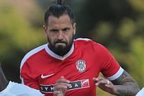 Fotbalista Lukáš Magera.