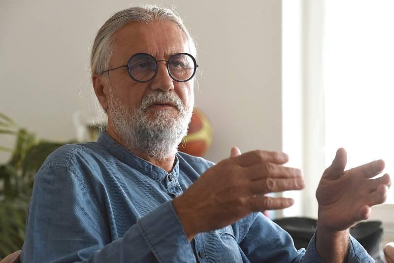 Václav Bartoněk, majitel fotbalové Zbrojovky Brno