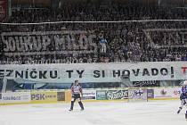 Kometa Brno udolala Spartu Praha 3:2 po prodloužení.