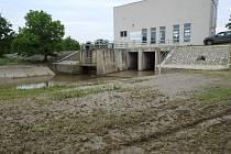 Velké srážky pomohly na jihu Moravy v boji se suchem.