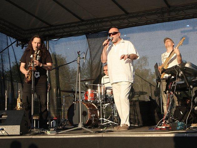 Legendární slovenský jazzman Peter Lipa.