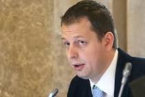 Jaroslav Kacer z TOP 09.
