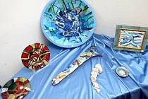 Novou galerii představující umění a výrobky ze Sicílie otevřeli v brněnské ulici Durďákova Michaela Hamanová a výtvarník Benedetto Norcia.
